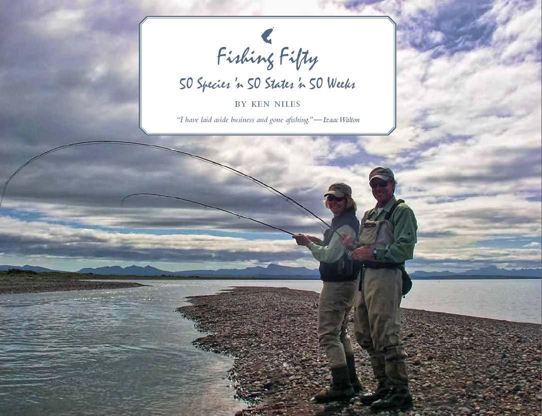 Download Fishing Fifty: 50 Species 'N 50 States 'N 50 Weeks pdf epub