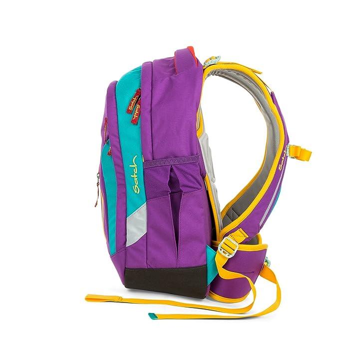 1f08c2b0f7 satch Sleek Zaino scuola 45 cm: Amazon.it: Cancelleria e prodotti per  ufficio