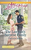 The Lawman's Surprise Family (Love Inspired Large Print)