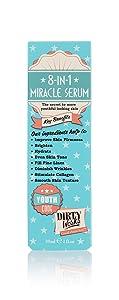 Dirty Works 8-in-1 Miracle Serum 1 Fl. Oz.