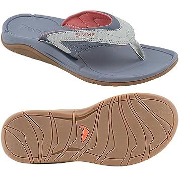 5aa47592dfb7 Amazon.com   Simms Women s Atoll Flip   Shoes