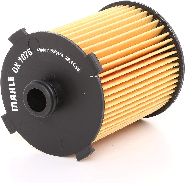 Bloque de motor KNECHT OX 1075D