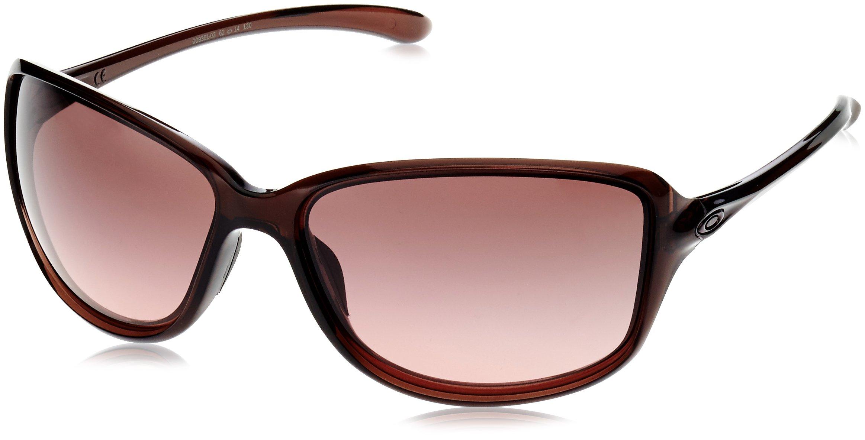 Oakley Women's Cohort Sunglasses, Amethyst w/G40 Black Gradient, 61 mm