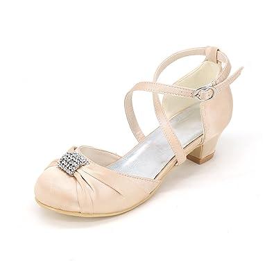CHENXIA Chaussures De Mariage Pour Fille Chaussures De Fille