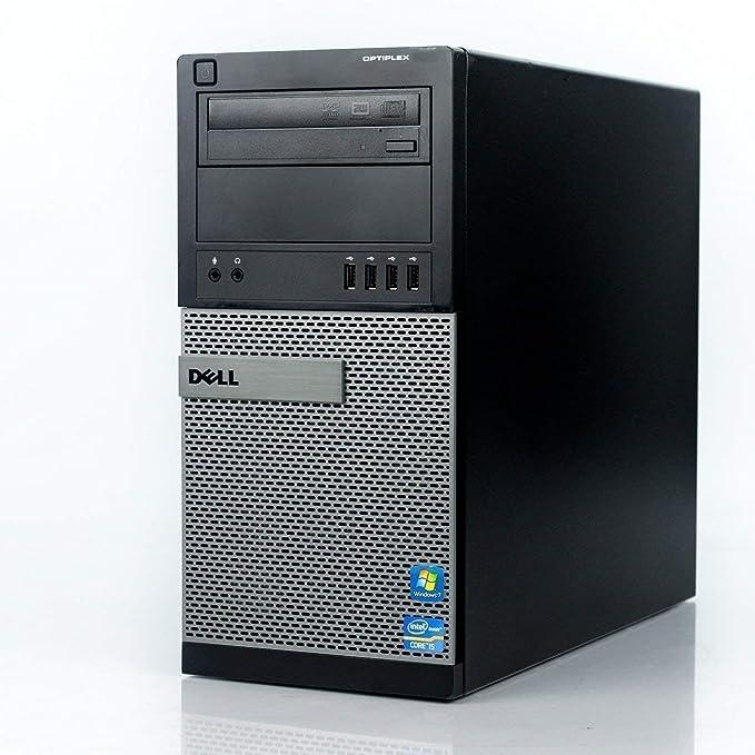 Dell Optiplex 9020 Tower Premium Business Desktop Computer (Intel Quad-Core i5-4670, 8GB RAM, 128GB SSD + 2TB HDD, DVD, WiFi, Windows 10 Professional) (Renewed) (9020 I5 2TB HDD) | Amazon