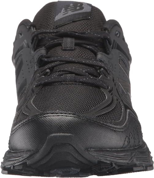 New Balance 510v3, Scarpe da Trail Running Uomo, Nero (Black