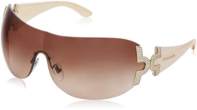 Amazon.com: Bvlgari bv6065b de la mujer anteojos de sol ...