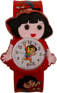 Kids Watch For Girls Analog Plastic - DR001