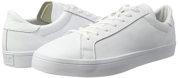 adidas Herren Courtvantage Sneaker, weiß, 49 13 EU: Amazon