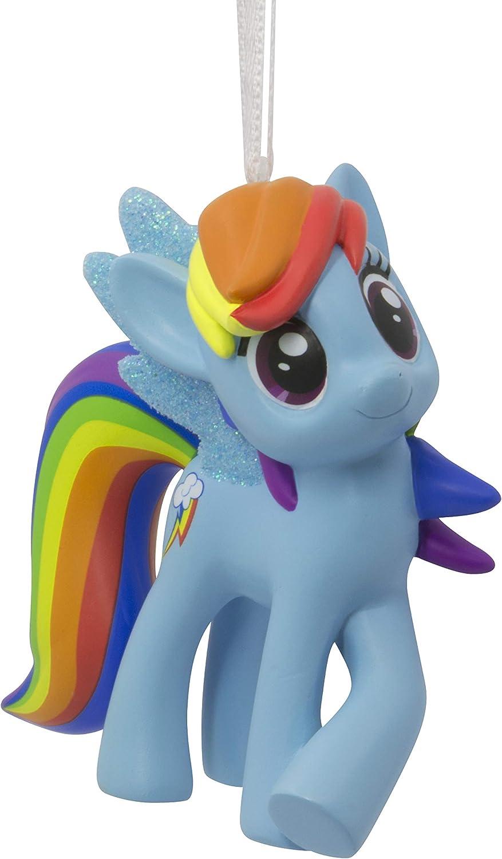 Hallmark Christmas Ornaments, Hasbro My Little Pony Rainbow Dash Ornament
