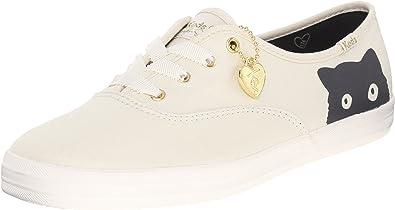 Amazon Com Keds Women S Taylor Swift Sneaky Cat Fashion Sneaker Shoes