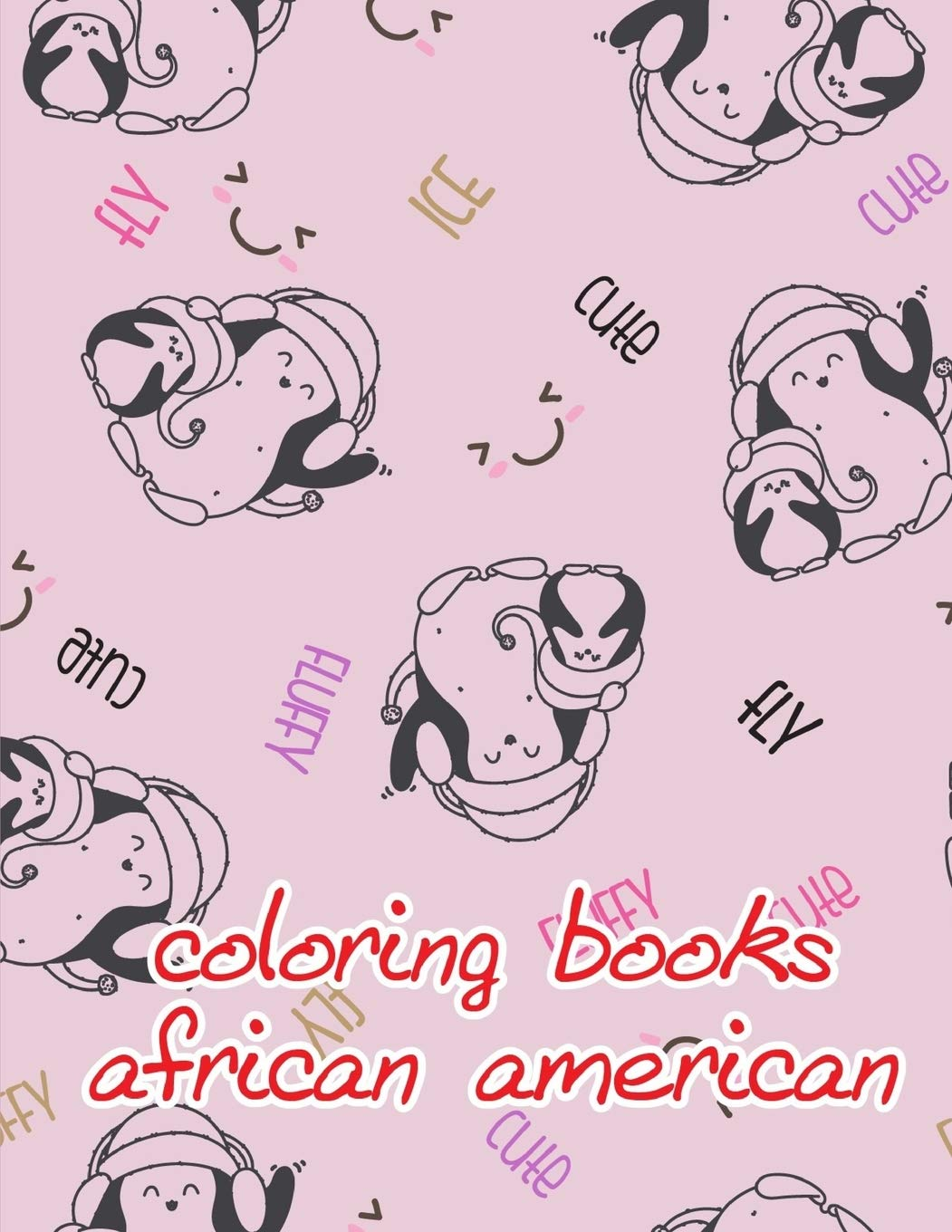 African American Coloring Books