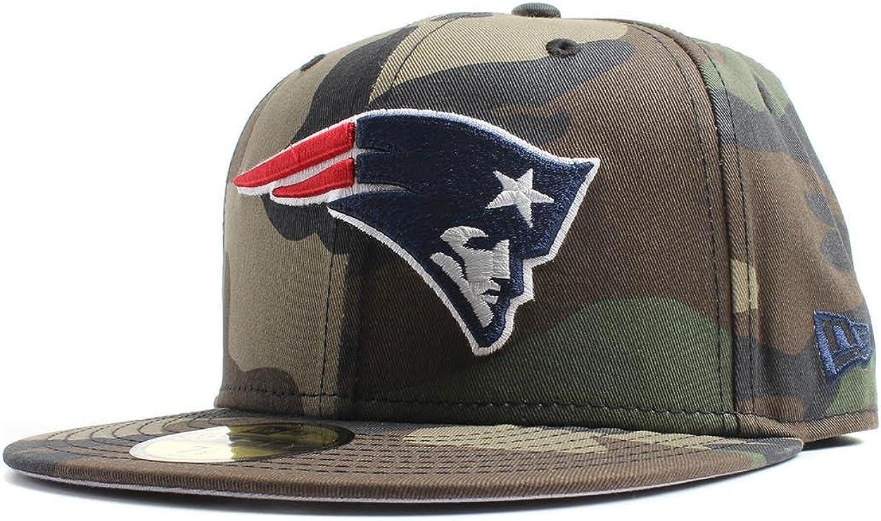 New Era Mujeres Gorras / Gorra plana New England Patriots 59Fifty ...
