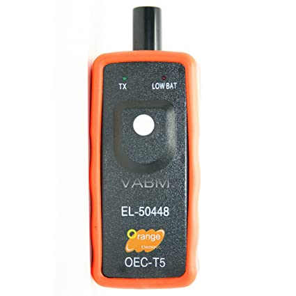Amazon Com Kent Moore El 50448 Tpms Tire Pressure Monitor Sensor