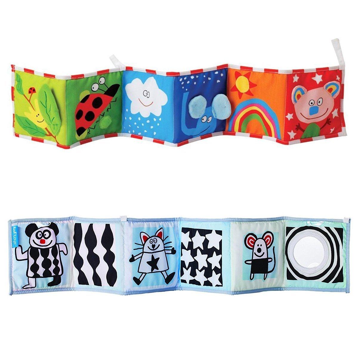 Nuolux Kinderbett Bett-Set Bumper-Set für Babybett Baby Wechselrahmen Kinderwagen Buch (zufällige Farbe) VBPRHMAZUKAZIA3368