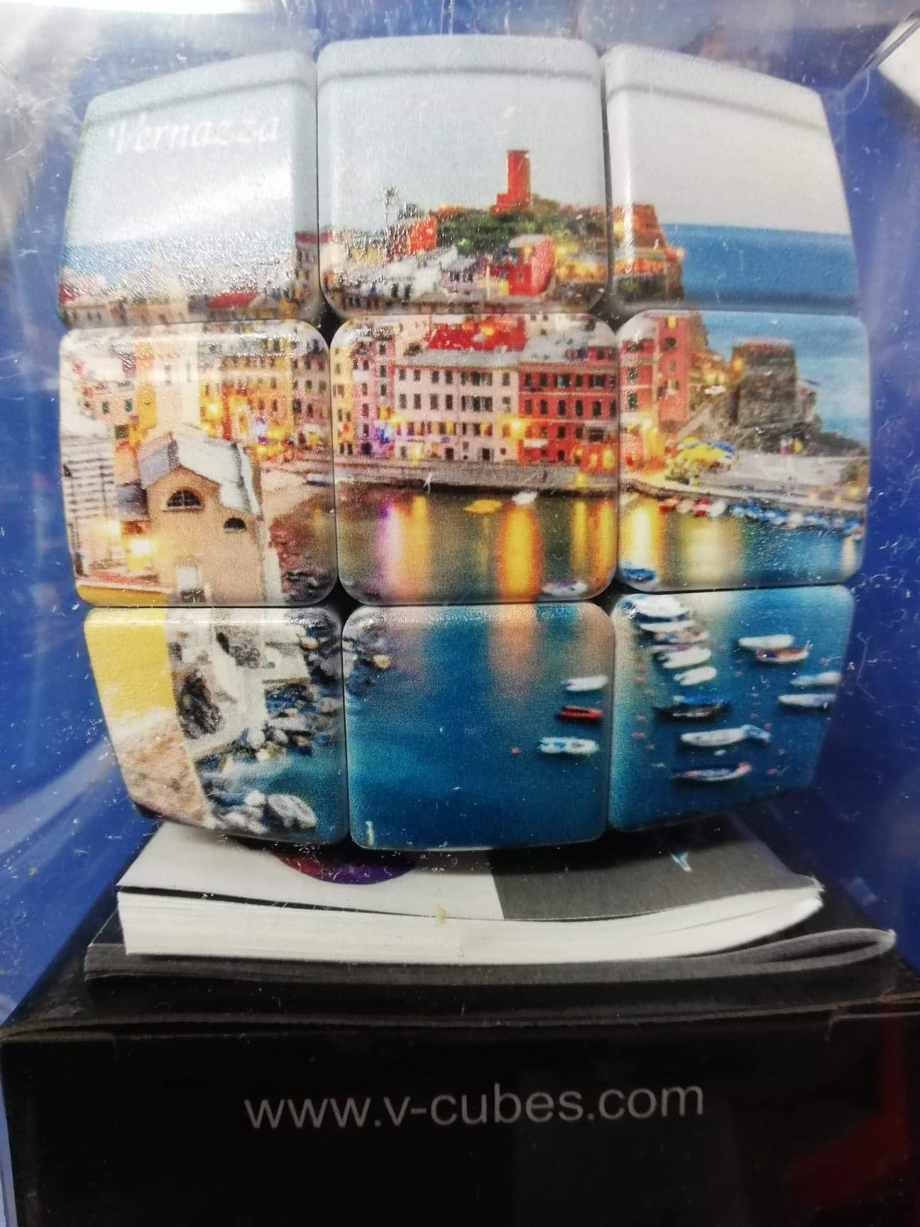 Machebelcart V-Cube Cinque Terre, Color Coloured, 095139