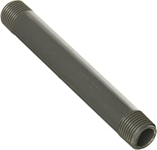 """product image for GENOVA PRODUCTS 383060 Genova Pipe Nipple, Mip, 6 In L, Pvc, Gray, 1/2"""" x 6"""""""
