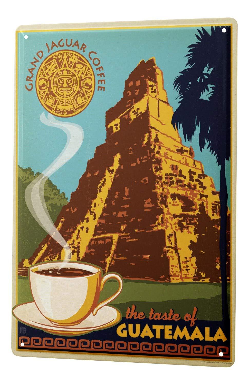 LEotiE SINCE 2004 Targhe Cartello Targa in Metallo Decorazione della Parete Manifesto Liquore di Campari Cuisine