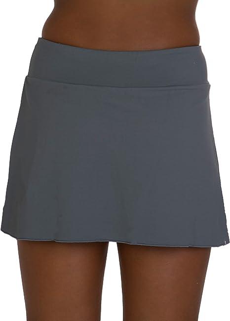 a40grados Sport & Style, Falda Feliz (Color Gris), Mujer, Tenis y ...