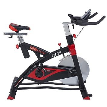 FYTTER RIDER RI-06R. Bicicleta de Spinning con 22 kg de rueda de inercia y correa. Bicicleta de Spinning con 22 kg de rueda de inercia y correa. ...