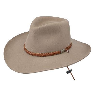 452413125c2414 Stetson OWSGBH Women's Sagebrush Hat, Mushroom - L at Amazon Men's ...