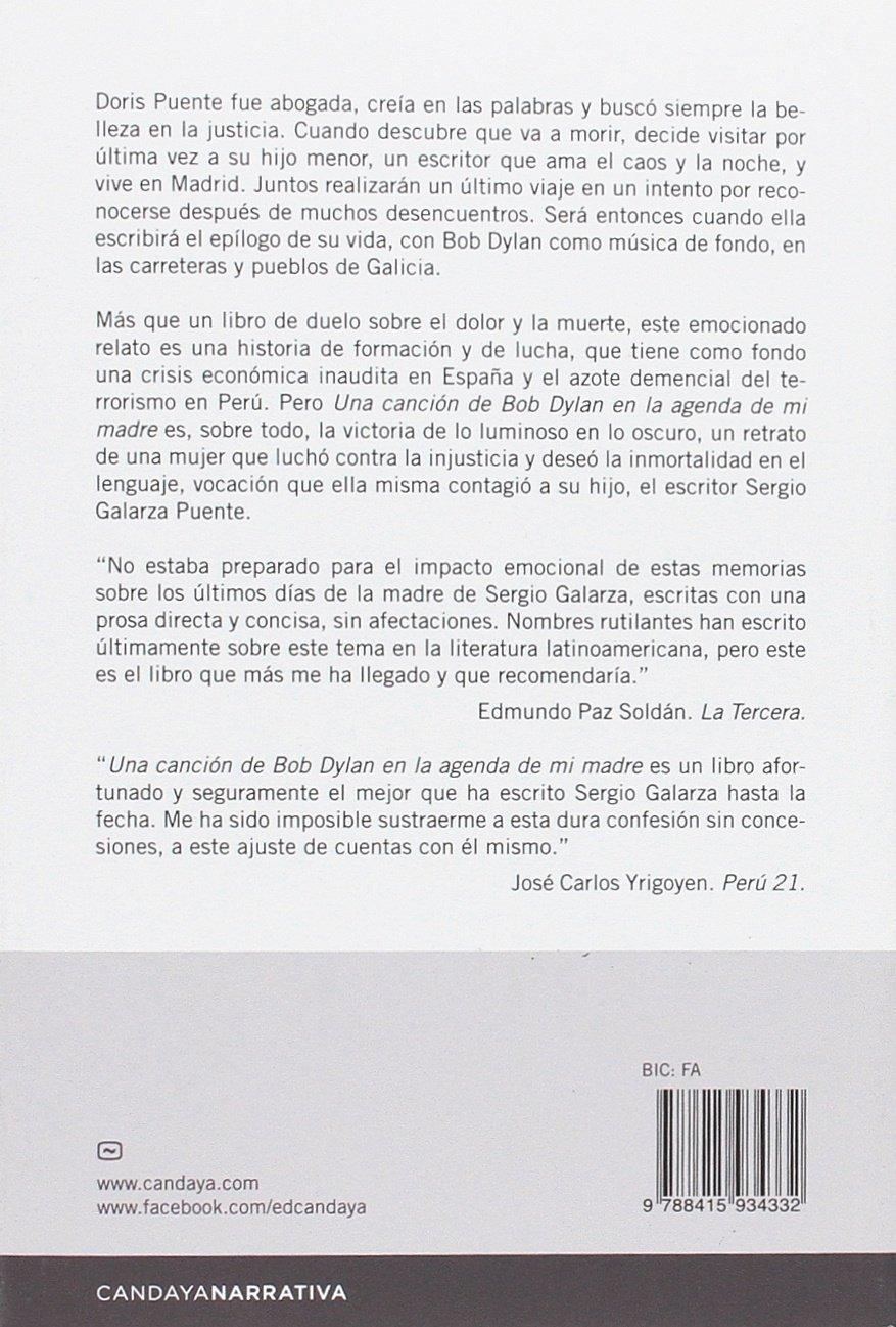 Una canción de Bob Dylan en la agenda de mi madre: Sergio ...