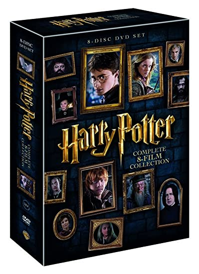 Amazonin Buy Harry Potter The Complete 8 Film Collection Dvd Blu
