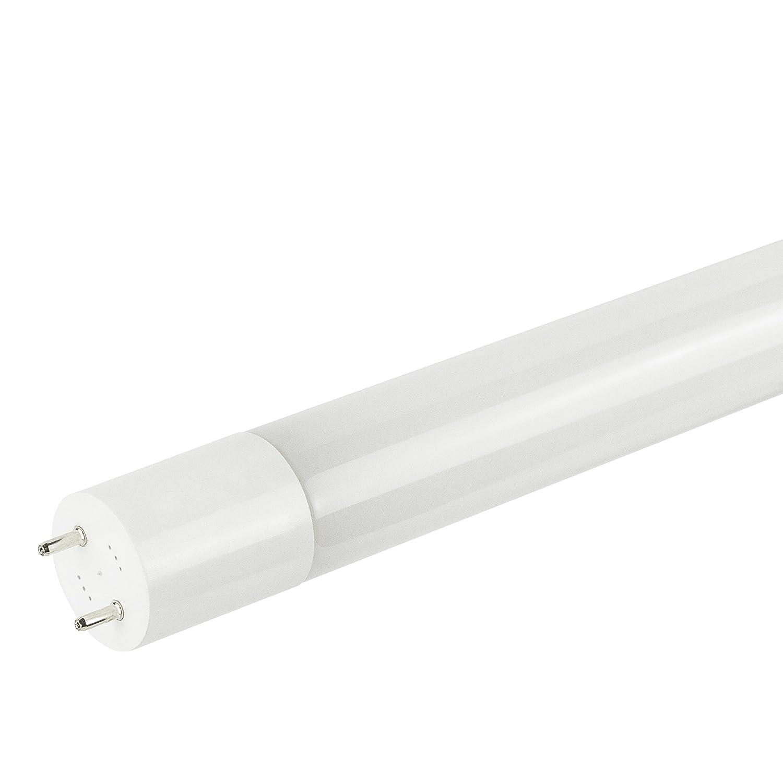 Base 10 Pack Medium Bi-Pin Sunlite T8//LED//3//11W//IS//30K//10PK LED 11W 3 Foot Instant Start T8 Tube Light Fixtures G13 220/° 3000K Warm White Light