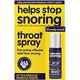 Stop Snoring Spray 9ml