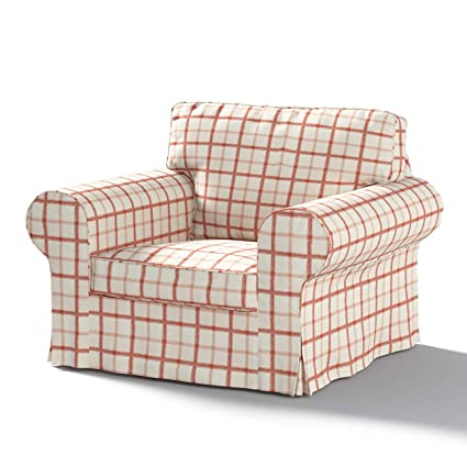 Dekoria Fire retarding IKEA EKTORP sillón funda - cuadros ...