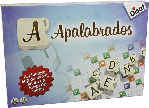 Diset - Juego de mesa apalabrados (28-46931): Amazon.es: Juguetes ...