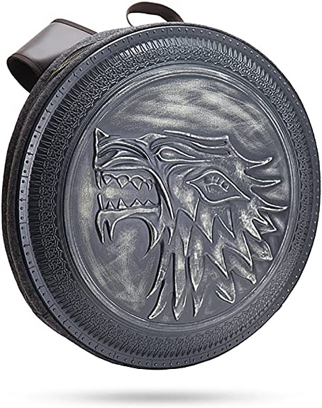 ThinkGeek Game of Thrones Stark Shield Backpack