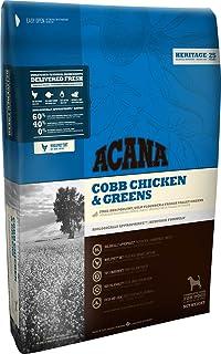 Acana Prairie Poultry 17 Kg Amazon Co Uk Pet Supplies
