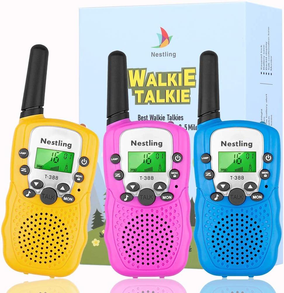 Nestling Walkie Talkie Niños