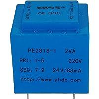 YHDC Transformadores de PCB PE2818-I 2VA Entrada: 220V