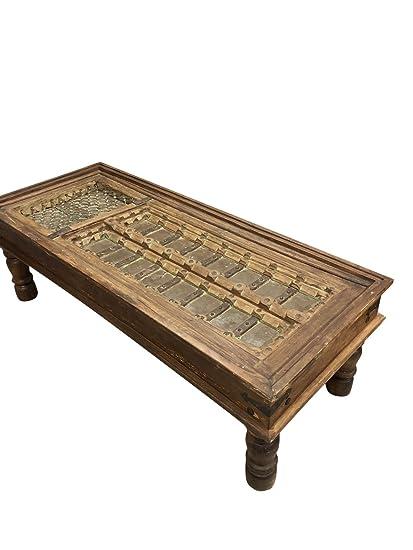 Pleasant Amazon Com Mogul Interior Antique Indian Door Brass Iron Inzonedesignstudio Interior Chair Design Inzonedesignstudiocom