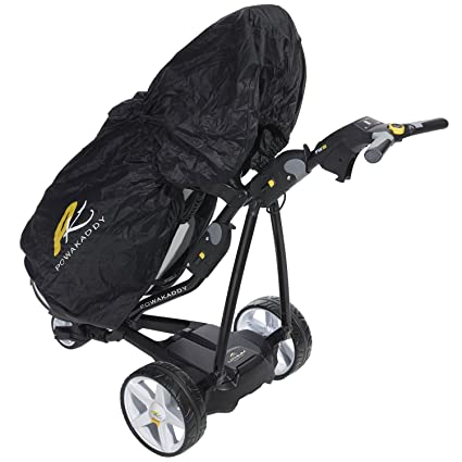 Amazon.com: Powakaddy 2012 Bolsa de golf de lluvia negro se ...