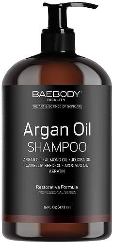 Best Argan Oil Shampoos