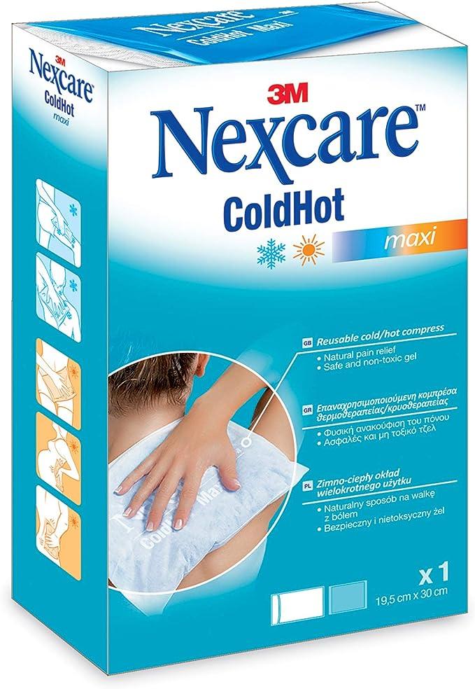 Nexcare Coldhot Maxi - Bolsa de frío calor: Amazon.es: Salud y cuidado personal
