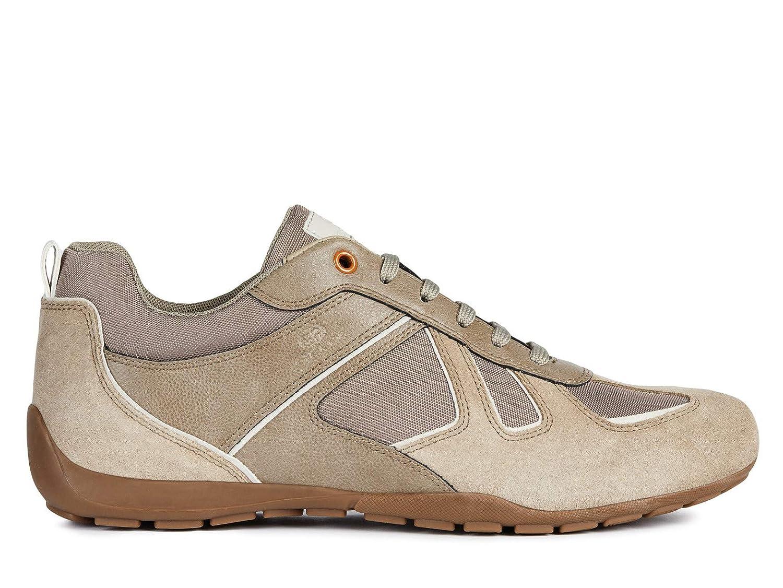 Geox RAVEX U923FD Uomo Sneaker,Scarpe da ginnastika,Scarpe da Cosa Sportivi,Scarpe Sportive,Basso,Signori Scarpe,Sneaker,Scarpa Stringata,Traspirante