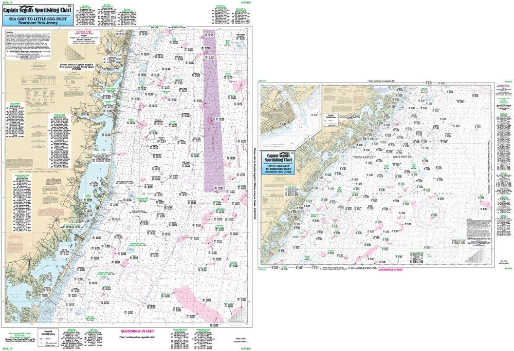Amazon.com: Off Pesca costera Nueva Jersey – Navegación ...