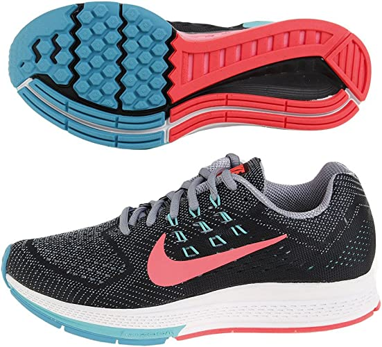 nike zoom structure 18 women's running shoes