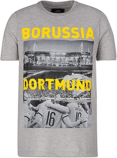 Borussia Dortmund Maillot Exclusivement Collection T-Shirt Mixte
