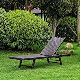 International Caravan YF-9035-CL-ABN-IC Furniture Piece Barbados Resin Wicker Multi-Position Chaise Lounge Review