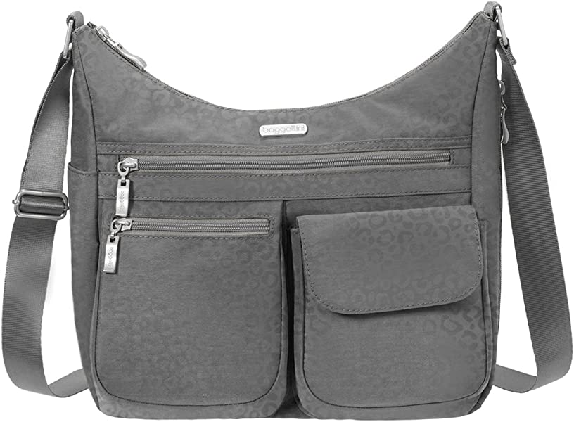 91b92b0137 Baggallini Everywhere Lightweight Crossbody Bag - Multi-Pocketed