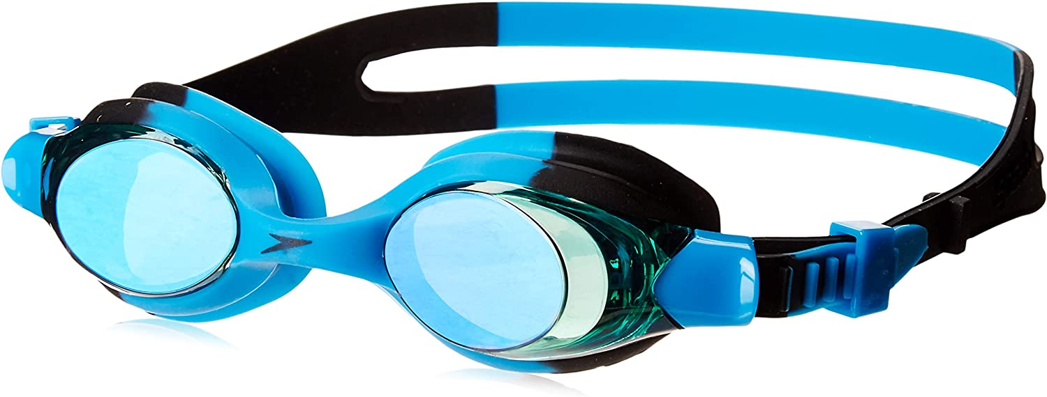 Speedo Splisher Kids Swim Goggles 2 PACK Ages 3-8 Color Red /& Pink NEW in pack!