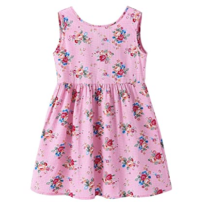 df2700b4ce071 Image Unavailable. Image not available for. Color: EnjoCho Toddler Kids Baby  Girl Vintage Fashion Style ...