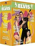 Paramount Coffret Elvis: Paradis Hawaïen + Bagarres au King Creole + Des filles, encore des filles! + Sous le ciel bleu d'Hawaii
