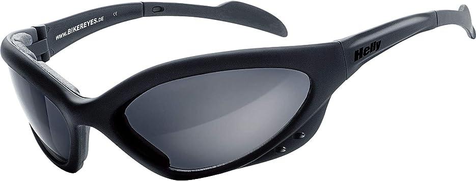 Helly No 1 Bikereyes Bikerbrille Motorradbrille Motorrad Sonnenbrille Testsieger Winddicht Gepolstert Beschlagfrei Bruchsicher Super Tragegefühl Bei Langen Ausfahrten Brille Speed King 2 Auto