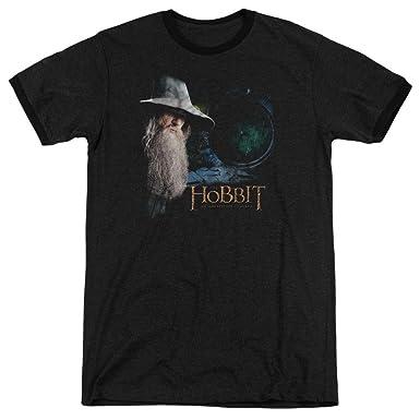 The Door Adult Ringer T Shirt M Sons of Gotham The Hobbit